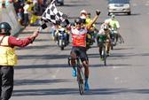 Giải xe đạp truyền hình Bình Dương: Mai Nguyễn Hưng về nhất chặng 7