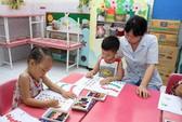 MIỄN HỌC PHÍ CHO TRẺ MẦM NON 5 TUỔI: Thiệt thòi trẻ học trường tư