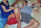 Vợ chồng già mắc bệnh hiểm nghèo