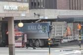 Thụy Điển: Xe tải