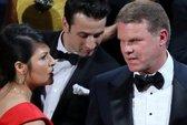 Bị dọa giết vì để sai sót ở Oscar 89