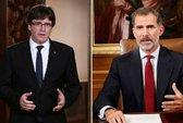 Lãnh đạo Catalonia chỉ trích ngược lại vua Tây Ban Nha