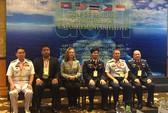 Cảnh sát biển 3 nước bàn về xử lý thách thức an ninh biển