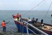 Truy bắt 2 tàu Trung Quốc xâm phạm vùng biển Việt Nam
