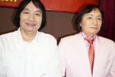 Nghệ sĩ Minh Vương xúc động bên tượng sáp giống mình như thật