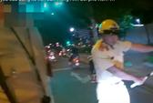 Thanh niên Thái Lan đua tốc độ, thách thức CSGT