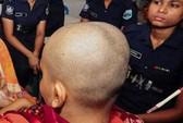 """Bangladesh: Bức xúc vụ nữ sinh bị cưỡng hiếp và """"cạo đầu"""""""