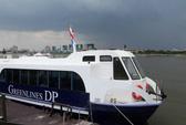 """Mở 2 tuyến """"buýt"""" đường thủy trên sông Sài Gòn"""