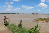 Sông sạt lở,