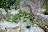 Phát hiện thi thể người phụ nữ lõa thể trong hốc đá