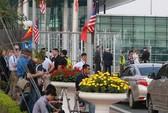 An ninh Việt Nam, Mỹ tất bật trước giờ Không lực Một chở Tổng thống Donald Trump hạ cánh