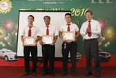 Vinasun: Khen thưởng 3 tài xế taxi dũng cảm bắt cướp