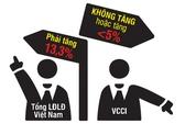 Infographic: Lương tối thiểu tăng bao nhiêu là vừa?