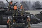 Gần 100 trực thăng Mỹ đến Đức hỗ trợ NATO