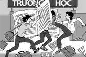 Nghị định 80: Bạo lực học đường hết đất sống