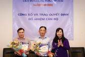 Báo Người Lao Động có 2 phó tổng biên tập mới
