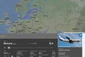 Động thái lạ của máy bay chở ông Putin dự G20