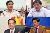 4 Thứ trưởng nghỉ hưu từ ngày mai 1-12