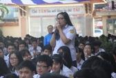 Hiệu trưởng sẵn lòng đối thoại với học sinh