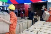 Thu giữ hơn 2,8 tấn lá khat