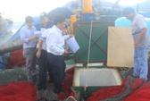 Vụ tàu vỏ thép: Lại đổ lỗi cho ngư dân