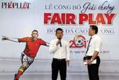 Giải Fair Play 2017: Học làm người trước khi học đá bóng