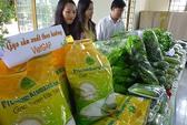 Nông sản sạch không dễ tiêu thụ
