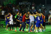 Giải bóng đá mini phong trào toàn quốc - Cúp Bia Sài Gòn 2017: CLB Đinh Gia vô địch chặng 3