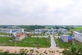 Giá đất nền vùng ven TP HCM tăng đến 40%