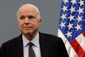 Ông McCain tiếp tục
