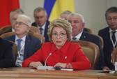 Nữ chủ tịch thượng viện Nga