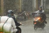 Chiều nay, TP HCM sẽ có mưa dông nguy hiểm
