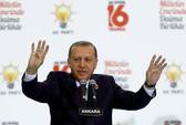 Tổng thống Thổ Nhĩ Kỳ chọc giận Đức
