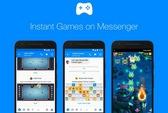 Messenger trên Facebook có thêm trò chơi và nhiều tính năng mới