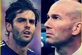 Kaka: Zidane làm HLV thành công là bất ngờ lớn