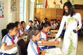 Hướng dẫn mới về chế độ làm việc đối với giáo viên phổ thông