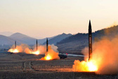 Mỹ thử cách mới triệt hạ tên lửa Triều Tiên từ gốc