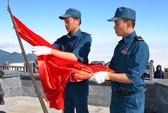 Lễ thượng cờ Tổ quốc ở đỉnh Fansipan