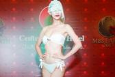 Thí sinh Hoa hậu Trái đất khoe hình thể với bikini