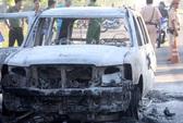 Truy bắt hung thủ đốt ô tô khiến 1 giám đốc tử vong