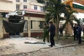 Bắt 2 nghi phạm gài mìn nổ tung cây ATM trong đêm để cướp tiền