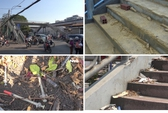 Phóng sự video: Hàng trăm tỉ đồng xây cầu vượt bộ hành, ai đi?