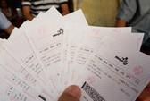 Phạt 10 triệu đồng và tịch thu hơn 700 tờ vé số Vietlott