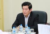 Thứ trưởng Huỳnh Vĩnh Ái