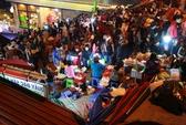 Hỗn chiến tại chợ đêm Đà Lạt là do giành chỗ buôn bán