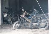 Cháy bãi giữ xe trong ký túc xá, ít nhất 5 sinh viên gặp họa