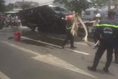 Rõ lý do xe Limousine và xe tải tông nhau