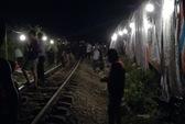 Lật tàu SE3: Đường sắt Bắc - Nam đã thông tuyến sau nhiều giờ tê liệt