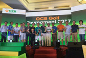 OCB Golf Tournament 2017: Thay lời tri ân và gắn kết