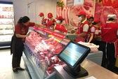 Thịt heo bình ổn thị trường đồng loạt giảm giá